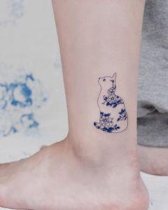 Gato azul por Studio by Sol, E. Nal