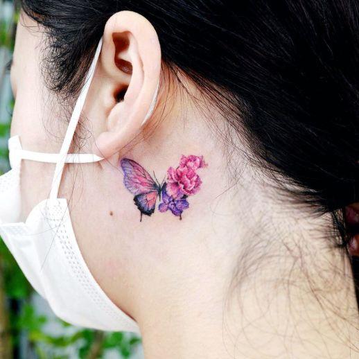 Metamorfosis de una mariposa por Studio by Sol, Tilda