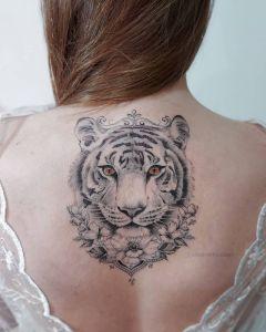 Tigre por Jacke Michaelsen