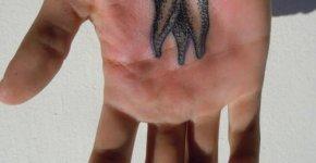 tattoo diente fail