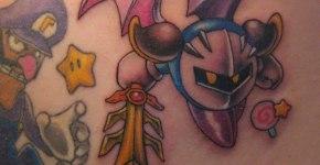 Tatuaje Kirby