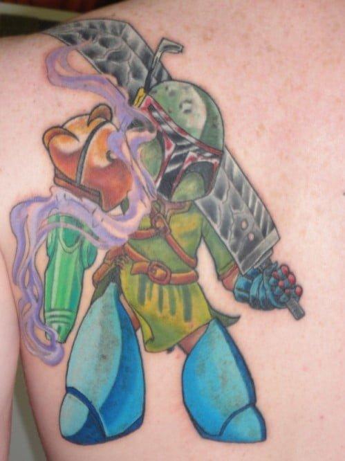 Geekiest tattoo