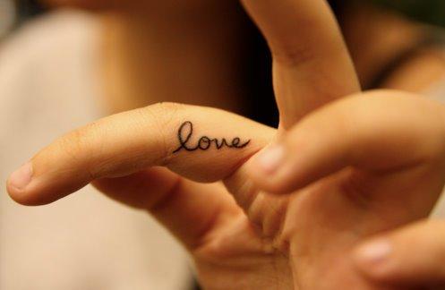 Tatuaje love
