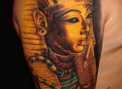 Tatuaje faraon