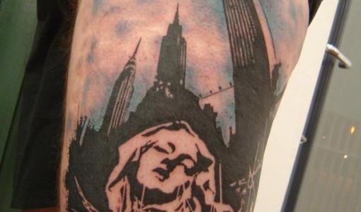 Tatuaje retrato Xoil