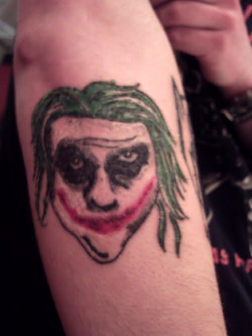 tatuaje del guason