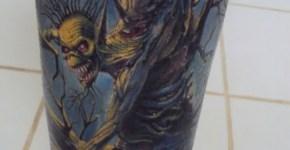tatuaje fear of the dark