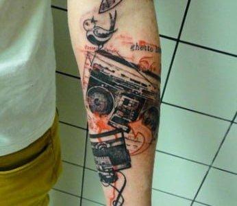 tattoo cameras