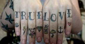 tattoo true love