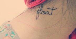 Float tattoo