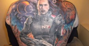 tatoo mass effect