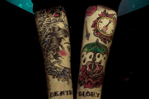 Tattoo En Los Brazo Para Mujeres - Tattoos-en-los-brazos