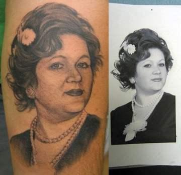 tatuajes retratos