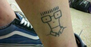 Milo Tattoo
