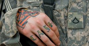 Tatuaje cash