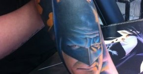 Tatuaje batman