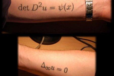Physical tattoo
