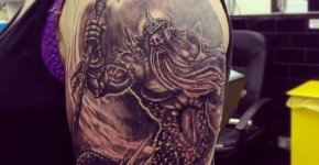 Poseidon Tattoo
