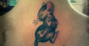 mice tattoo