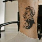 Sir tattoo
