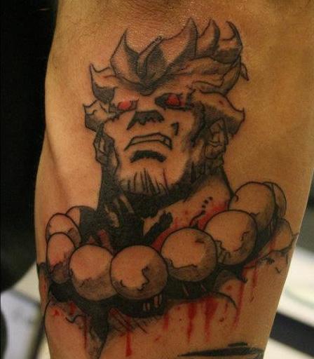 Akuma Tattoo Tatuajesxd