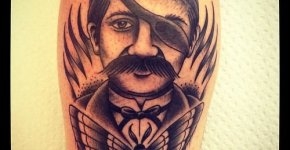 tatuaje retrato