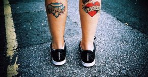 tatuajes familia y amor