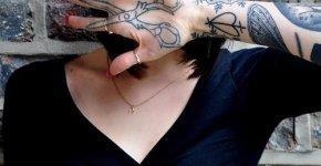 Scissors tattoos