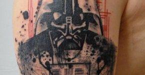 Xoil Darth Vader tatuaje