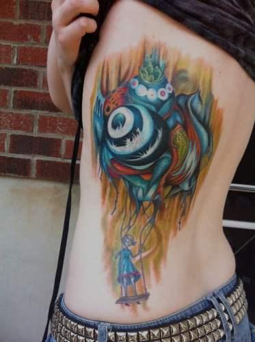 Premium Blend Tattoo