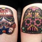 Tatuajes Star Wars Mexicanos