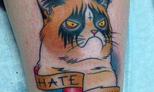 Tatuajes de memes