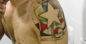 Tattoos Kandisnky