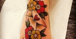 Tatuaje d eun sobre