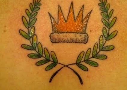 Tatuaje de Where the Whild things are