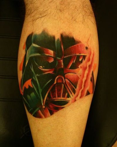 Tatuajes de Star Wars