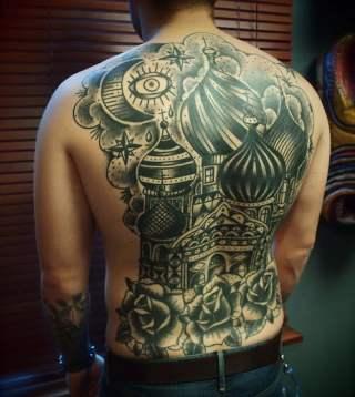 Tatuaje del Kremlin