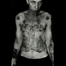 significado tatuajes mafia rusa