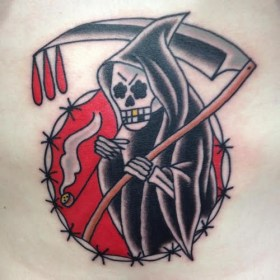 The Grim Tattoo