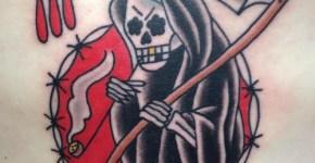 The Grim Tattoo