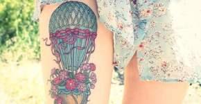 aerostat tattoo