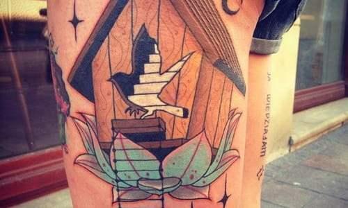Aivaras Lee tattoos