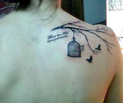 Tatuaje Sofia Bianciotti