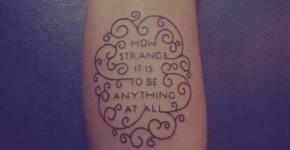 tatuaje-how-strange-it-is-to-be-anything-at-all