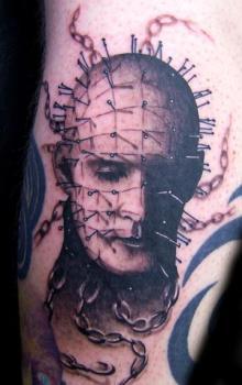 Tatuaje Hellraiser
