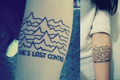 Tatuahe She lost control