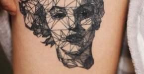 Mosaicos de Marilyn Monroe