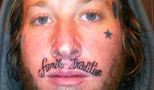 Tatuajes más feos del mundo
