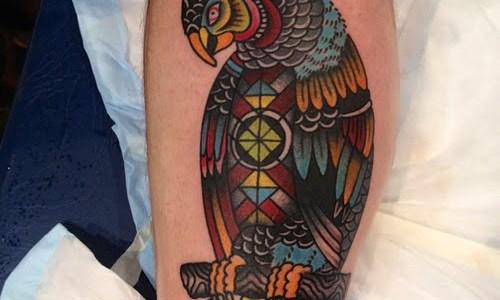Tatuajes de pericos