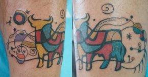 Tatuaje Miró